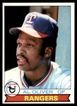 1979 Topps #391  Al Oliver  Front Thumbnail