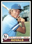 1979 Topps #248  Pete LaCock  Front Thumbnail