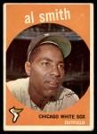 1959 Topps #22  Al Smith  Front Thumbnail