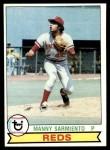 1979 Topps #149  Manny Sarmiento  Front Thumbnail
