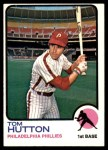 1973 Topps #271  Tom Hutton  Front Thumbnail