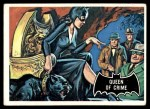 1966 Topps Batman Black Bat #26 BLK  Queen of Crime Front Thumbnail