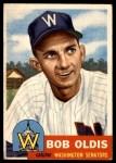 1953 Topps #262  Bob Oldis  Front Thumbnail