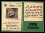1966 Philadelphia #183   Redskins Team Back Thumbnail