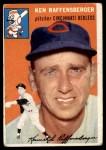 1954 Topps #46  Ken Raffensberger  Front Thumbnail