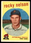 1959 Topps #446  Rocky Nelson  Front Thumbnail
