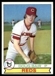 1979 Topps #126  Doug Bair  Front Thumbnail