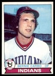 1979 Topps #38  Bernie Carbo  Front Thumbnail