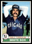 1979 Topps #242  Pablo Torrealba  Front Thumbnail