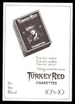 T3 Turkey Red Reprint #118  Charlie Smith  Back Thumbnail
