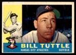 1960 Topps #367  Bill Tuttle  Front Thumbnail