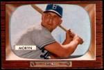 1955 Bowman #261  Walt Moryn  Front Thumbnail