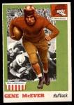 1955 Topps #74  Gene McEver  Front Thumbnail