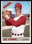 1966 Topps #371  Lee Stange  Front Thumbnail