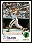 1973 Topps #189  Greg Luzinski  Front Thumbnail