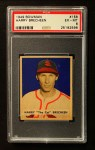 1949 Bowman #158  Harry Brecheen  Front Thumbnail