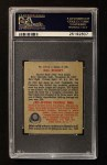 1949 Bowman #170  Bill Rigney  Back Thumbnail