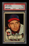 1952 Topps #272  Mike Garcia  Front Thumbnail