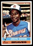 1976 Topps #651  Blue Moon Odom  Front Thumbnail