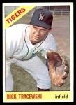 1966 Topps #378  Dick Tracewski  Front Thumbnail