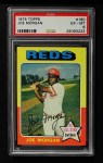 1975 Topps #180  Joe Morgan  Front Thumbnail