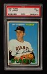 1967 Topps #541  Joe Gibbon  Front Thumbnail