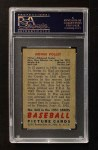 1951 Bowman #263  Howie Pollet  Back Thumbnail