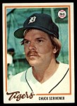 1978 Topps #94  Chuck Scrivener  Front Thumbnail