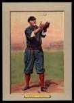 1911 T3 Turkey Red Reprint #105  Hans Lobert  Front Thumbnail