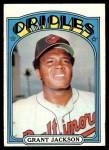1972 Topps #212  Grant Jackson  Front Thumbnail