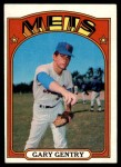 1972 Topps #105  Gary Gentry  Front Thumbnail