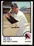 1973 Topps #650  Felipe Alou  Front Thumbnail