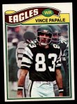 1977 Topps #397  Vince Papale  Front Thumbnail