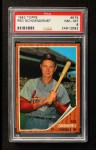 1962 Topps #575  Red Schoendienst  Front Thumbnail