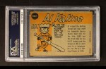 1960 Topps #561   -  Al Kaline All-Star Back Thumbnail
