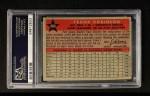1958 Topps #484   -  Frank Robinson All-Star Back Thumbnail