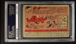 1958 Topps #240  Bill Skowron  Back Thumbnail