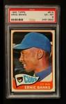 1965 Topps #510  Ernie Banks  Front Thumbnail
