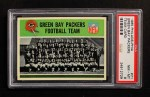 1965 Philadelphia #71   Packers Team Front Thumbnail