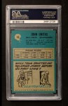 1964 Philadelphia #12  Johnny Unitas  Back Thumbnail