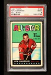 1967 Topps #125   -  Ken Wharram All-Star Front Thumbnail
