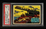 1957 Topps Isolation Booth #10   World's Largest Gun Front Thumbnail
