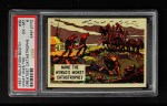 1957 Topps Isolation Booth #35   World's Worst Catastrophe Front Thumbnail