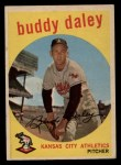 1959 Topps #263  Bud Daley  Front Thumbnail