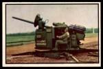 1954 Bowman Power for Peace #32   3-In-One Machine Gun Front Thumbnail