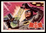 1966 Topps Batman Red Bat #25 RED  In the Bat Lab Front Thumbnail
