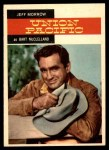 1958 Topps TV Westerns #41  Jeff Morrow   Front Thumbnail