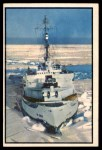 1954 Bowman Power for Peace #33   U.S. Icebreakers Traverse Northwest Passage Front Thumbnail