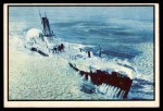 1954 Bowman Power for Peace #80   USS Perch in Artic Waters Front Thumbnail