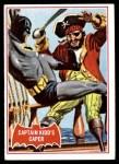 1966 Topps Batman Red Bat #32 RED  Captain Kidd's Caper Front Thumbnail